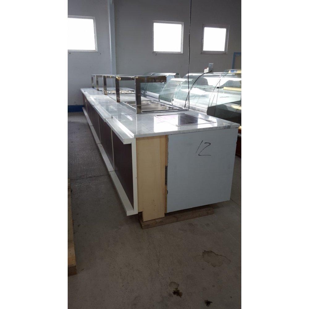 Complete sidebar pultsor, Self Salad refrigerator